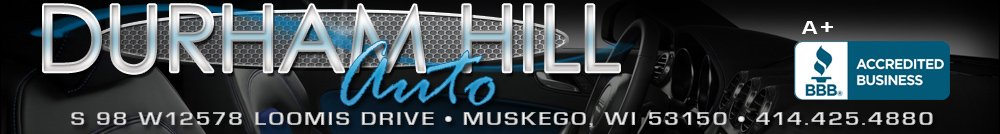 Durham Hill Auto - Muskego, WI