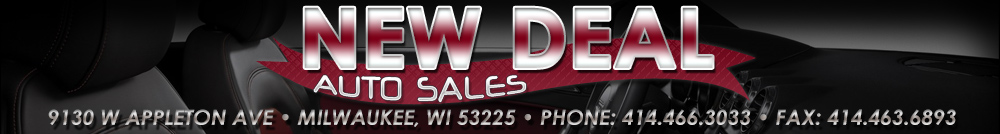 New Deal Auto Sales - Milwaukee, WI