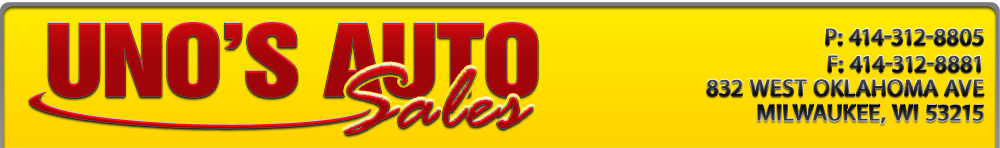 Uno's Auto Sales - Milwaukee, WI