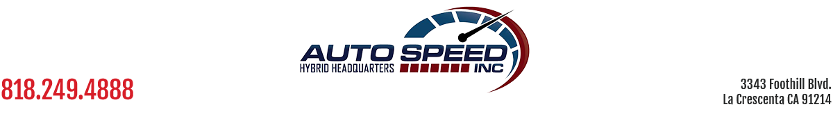 Auto Speed Inc. - La Crescenta, CA