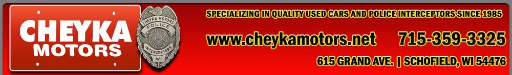 Cheyka Motors - Schofield, WI