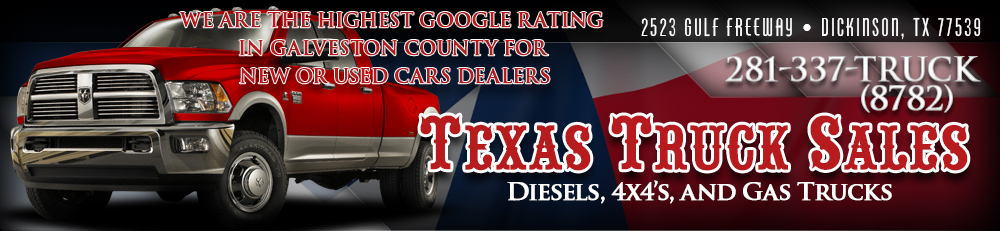 Texas Truck Sales - Dickinson, TX