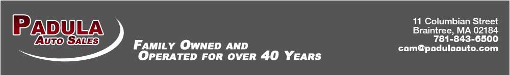Padula Auto Sales - Braintree, MA