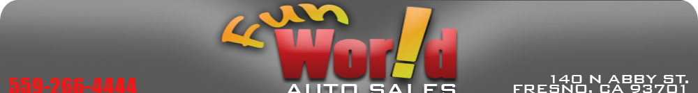 Fun World Auto Sales - Fresno, CA