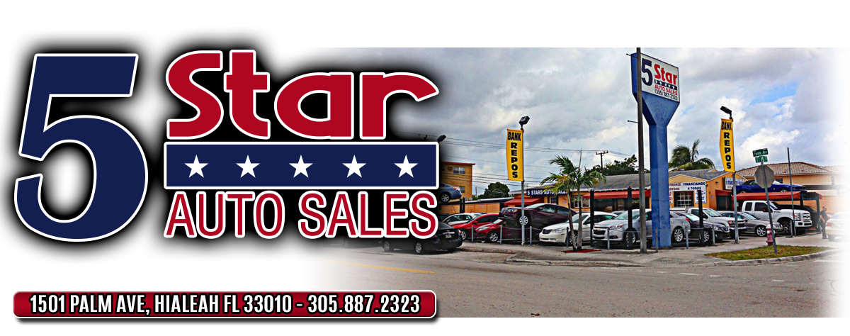 Five Star Auto Sales - Hialeah, FL