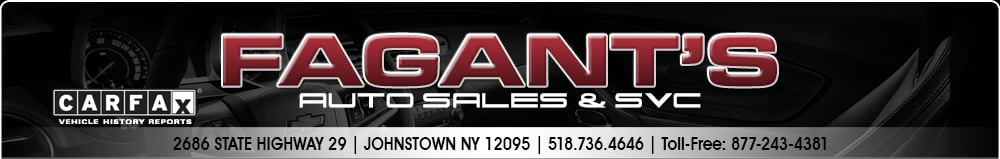 Fagants Auto Sales & SVC - Johnstown, NY