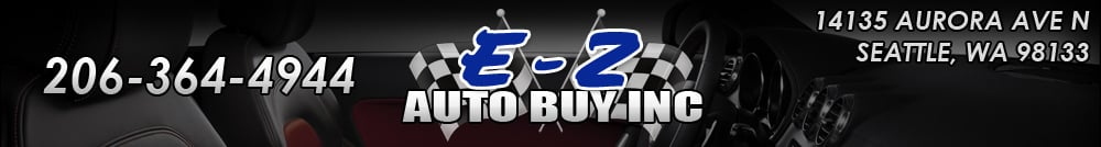 E-Z Auto Buy Inc - Seattle, WA