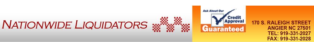 Nationwide Liquidators - Angier, NC