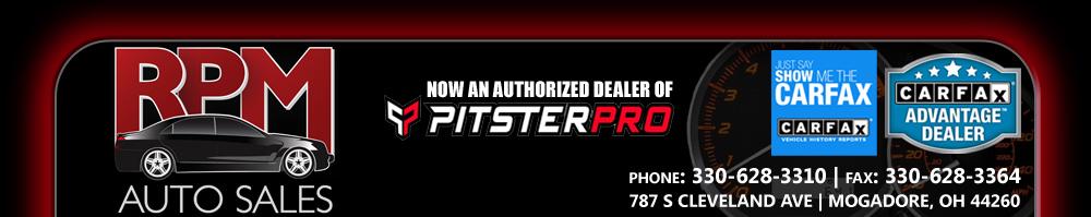 RPM Auto Sales - Mogadore, OH