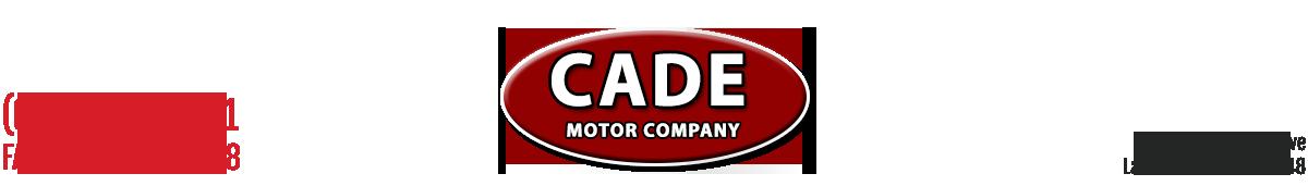 Cade Motor Company - Lawrenceville, NJ