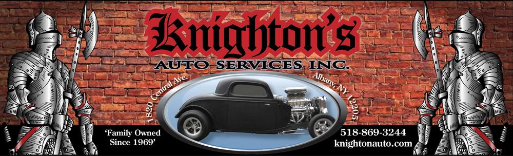 Knighton's Auto Services INC - Albany, NY