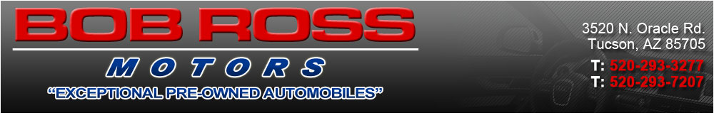 Bob Ross Motors - Tucson, AZ