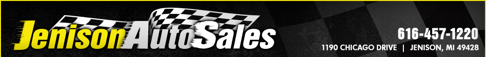 Jenison Auto Sales - Jenison, MI