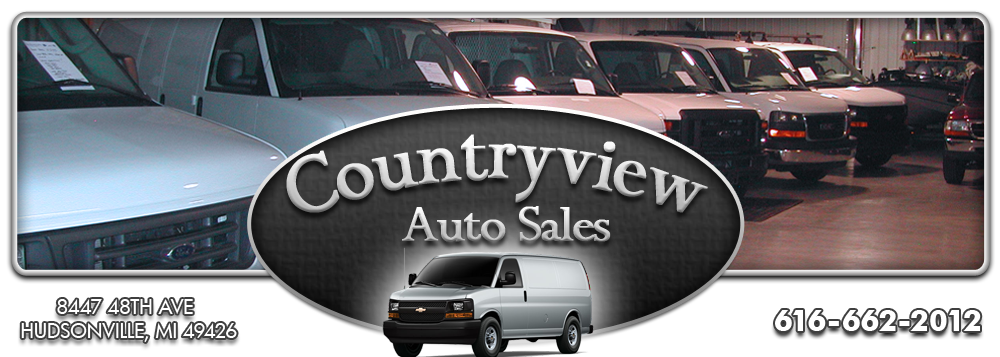Countryview Auto Sales - Hudsonville, MI