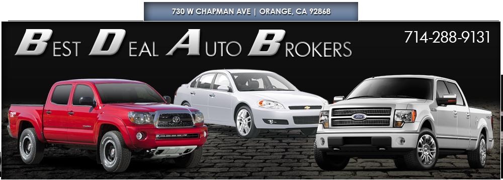 Auto broker deal finder inc