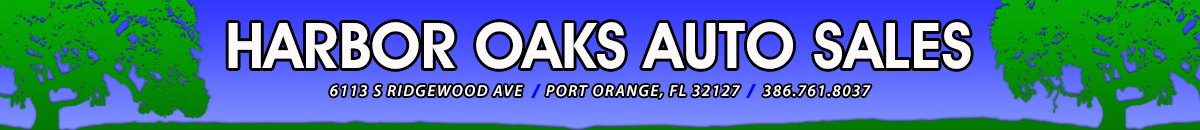 Harbor Oaks Auto Sales - Port Orange, FL