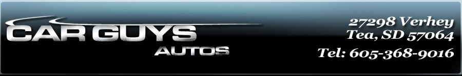 Car Guys Autos - Tea, SD
