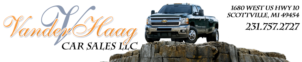 VanderHaag Car Sales LLC - SCOTTVILLE, MI