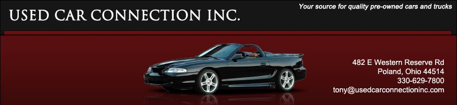Used Car Connection Inc - Youngstown, OH