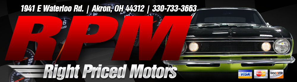 Right Priced Motors - Akron, OH