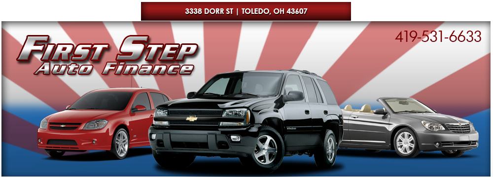 Used Cars Toledo Ohio >> First Step Auto Finance Used Cars Toledo Oh Dealer