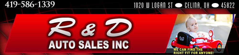 R & D Auto Sales - Celina, OH