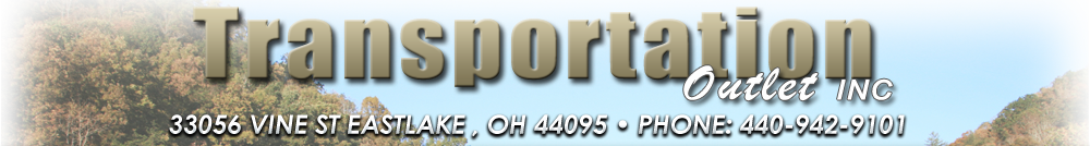 Transportation Outlet Inc - Eastlake, OH