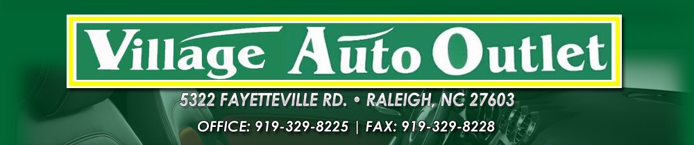 Village Auto Outlet - Raleigh, NC