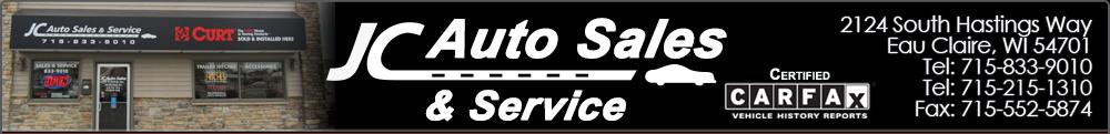 JC Auto Sales & Service - Eau Claire, WI