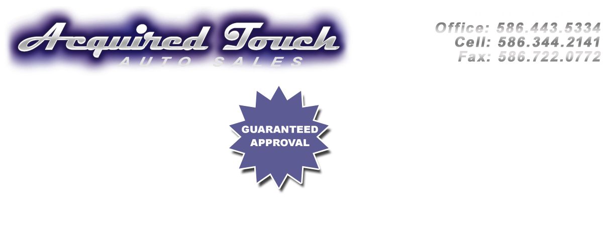 Acquired Touch Auto Sales - Eastpointe, MI