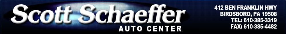 Scott Schaeffer Auto Center - Birdsboro, PA