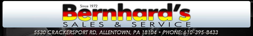 Bernhard's Sales & Service - Allentown, PA