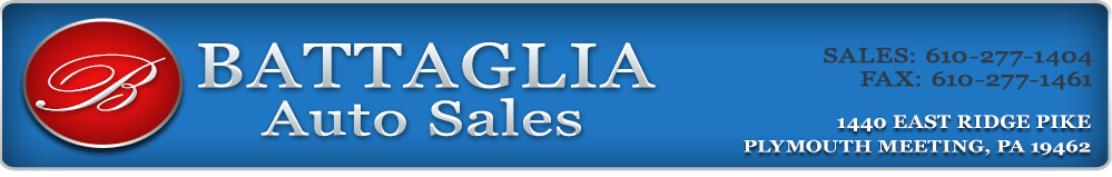 Battaglia Auto Sales - Plymouth Meeting, PA