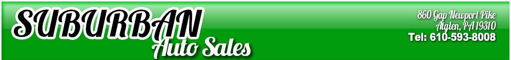 Suburban Auto Sales - Cochranville, PA
