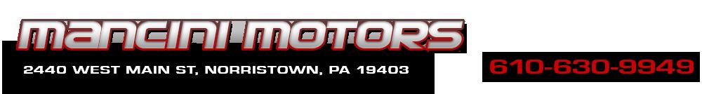 Mancini Motors - Norristown, PA