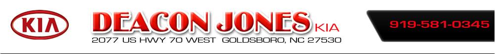 DEACON JONES KIA   Goldsboro, NC