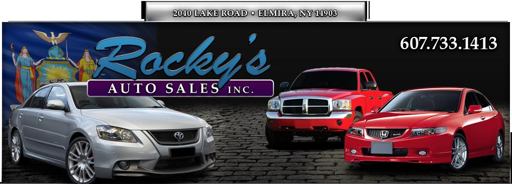 Rockys Auto Sales, Inc - Elmira, NY