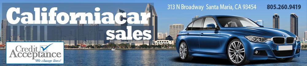 Californiacar Sales - Santa Maria, CA