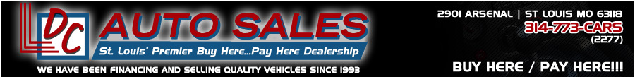 D C Auto Sales INC - Saint Louis, MO