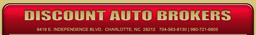 Discount Auto Brokers - Charlotte, NC