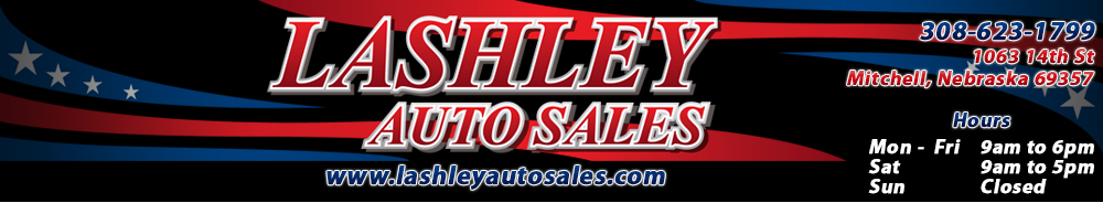 Lashley Auto Sales - Mitchell, NE