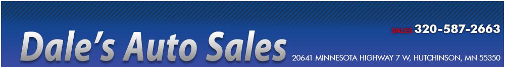 Dales Auto Sales - Hutchinson, MN