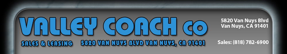 Valley Coach Co Sales & Lsng - Van Nuys, CA