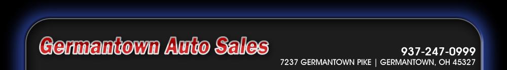 Germantown Auto Sales - GERMANTOWN, OH