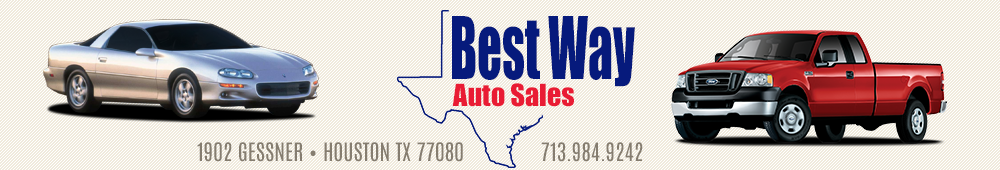 Best Way Auto Sales II - Houston, TX