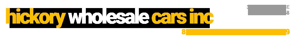Hickory Wholesale Cars Inc - Newton, NC