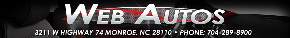 Web Autos - Monroe, NC