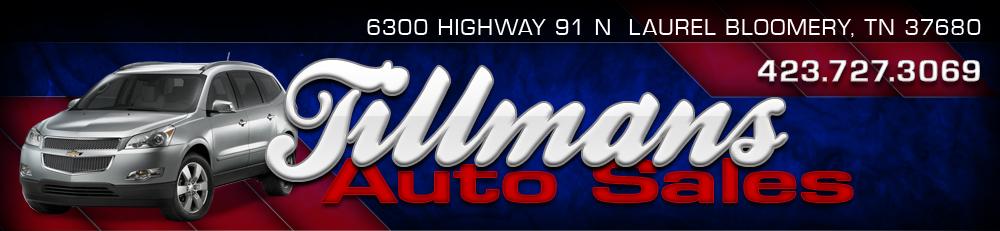 Tillman's Sales - Laurel Bloomery, TN
