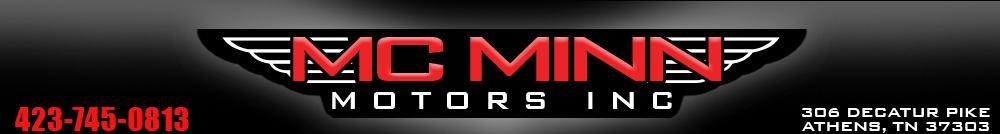 McMinn Motors Inc - Athens, TN