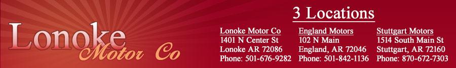 Lonoke Motor Co - Lonoke, AR